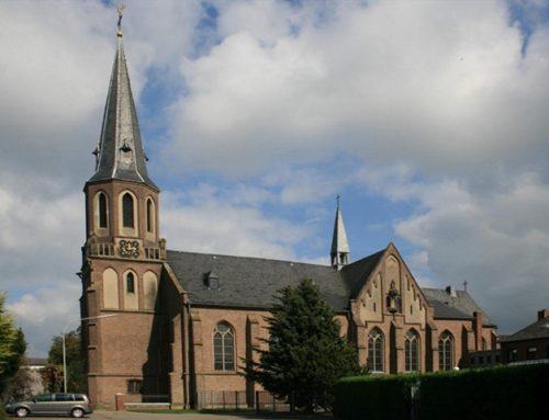 Neuer Dachstuhl für Pfarrkirche